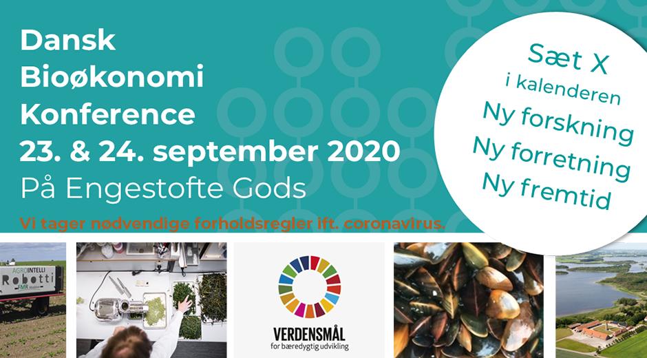 Dansk Bioøkonomikonference 2020