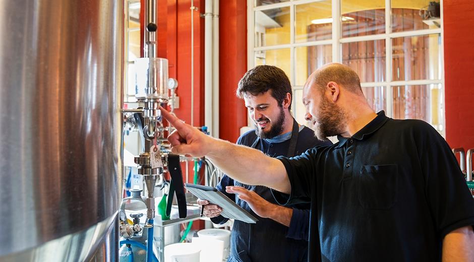 FOOD MEET UP: Banebrydende digitale løsninger og Internet of Beer til danske mikrobryggerier