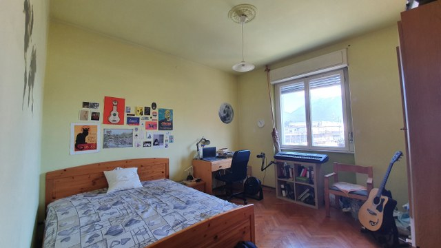 Ampia stanza singola a dalle facoltà del centro storico