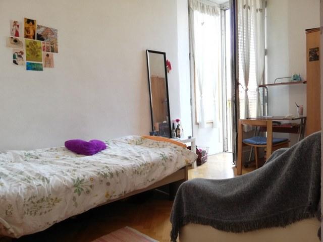 Ampia stanza singola vicino alle principali faoltà del centro