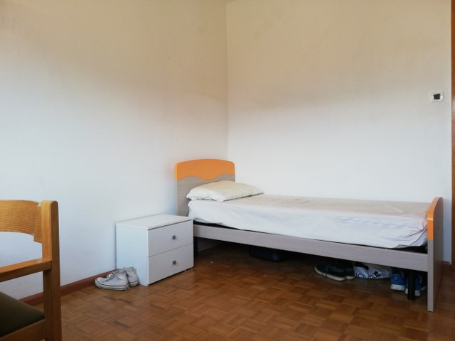 Spaziosa stanza singola