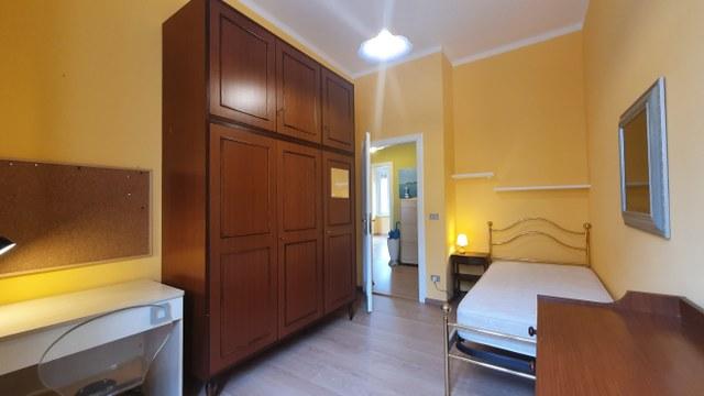 Stanza singola in appartamento con sole tre camere tutte singole a pochi minuti dal centro di Trento