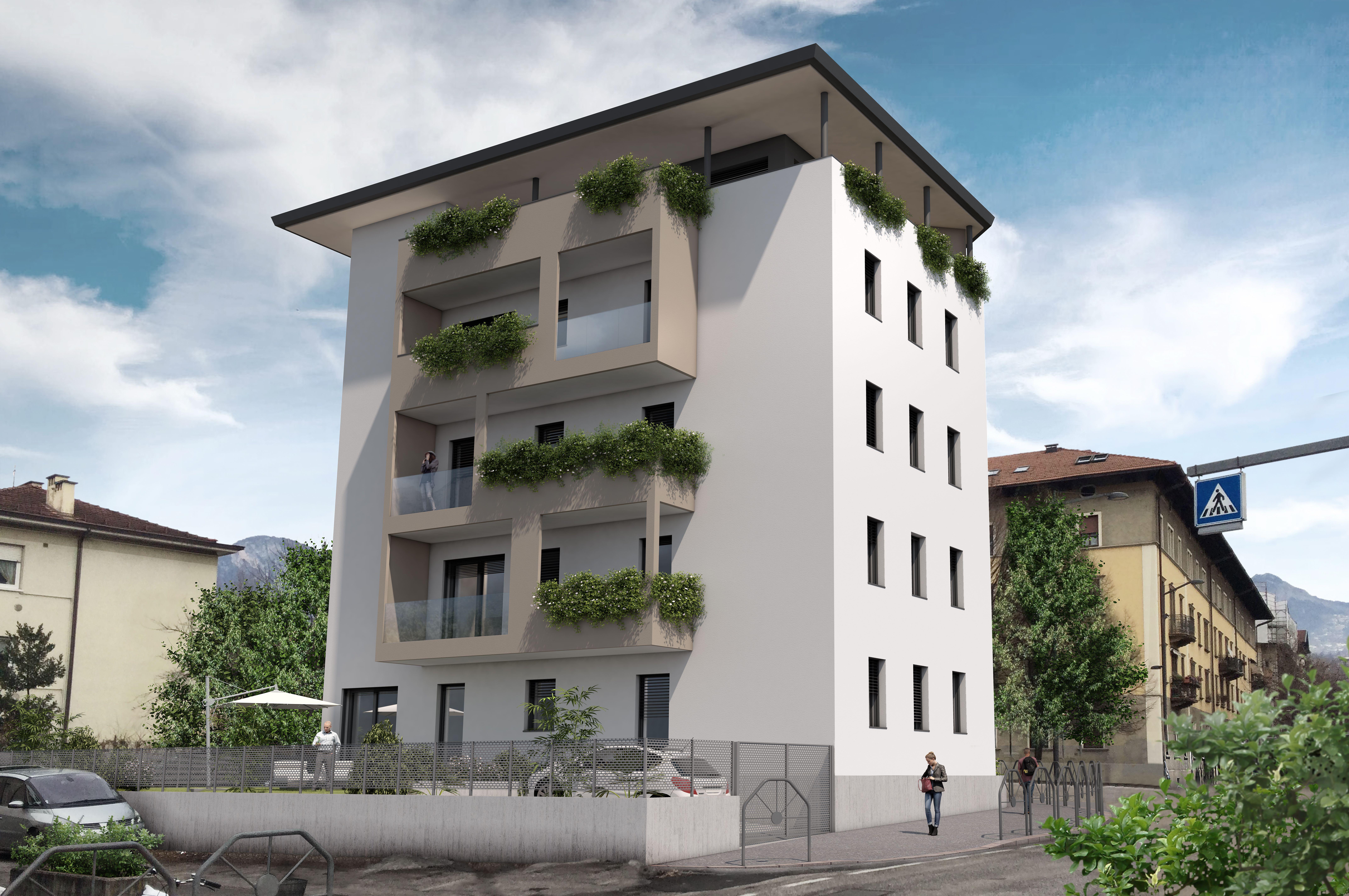 Immobile di pregio in vendita in prossimità del centro di Trento