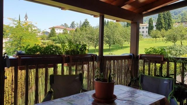 Tre stanze con vista a Villazzano