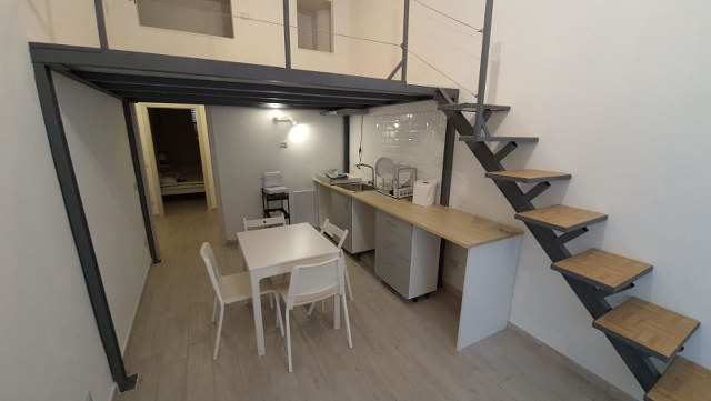 Loft ristrutturato a due passi dalla stazione di Milano Centrale
