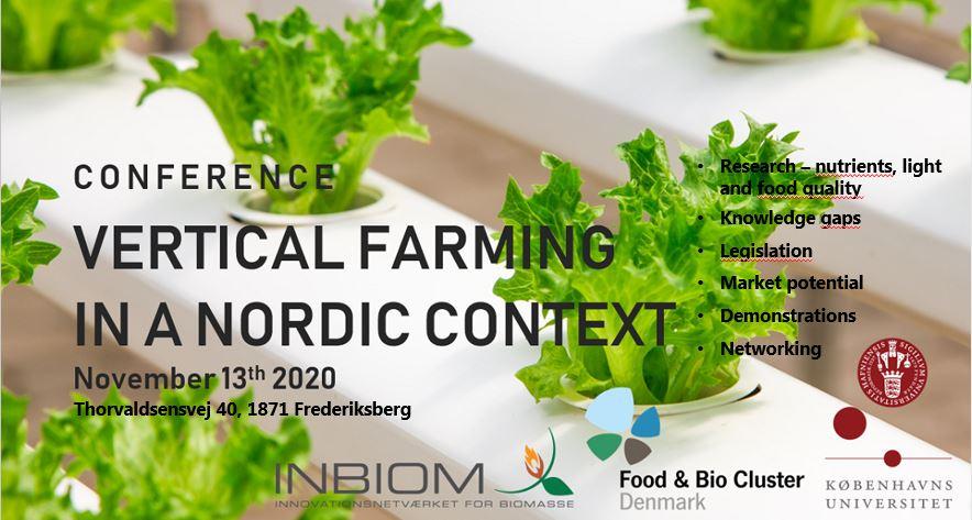 Vertical farming in a Nordic context