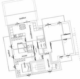 Tre stanze in nuova costruzione
